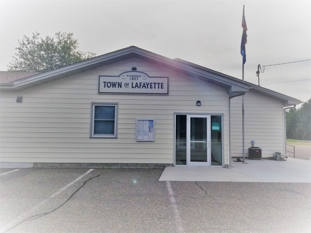 Town of Lafayette, Chippewa County, WI | Official Website of